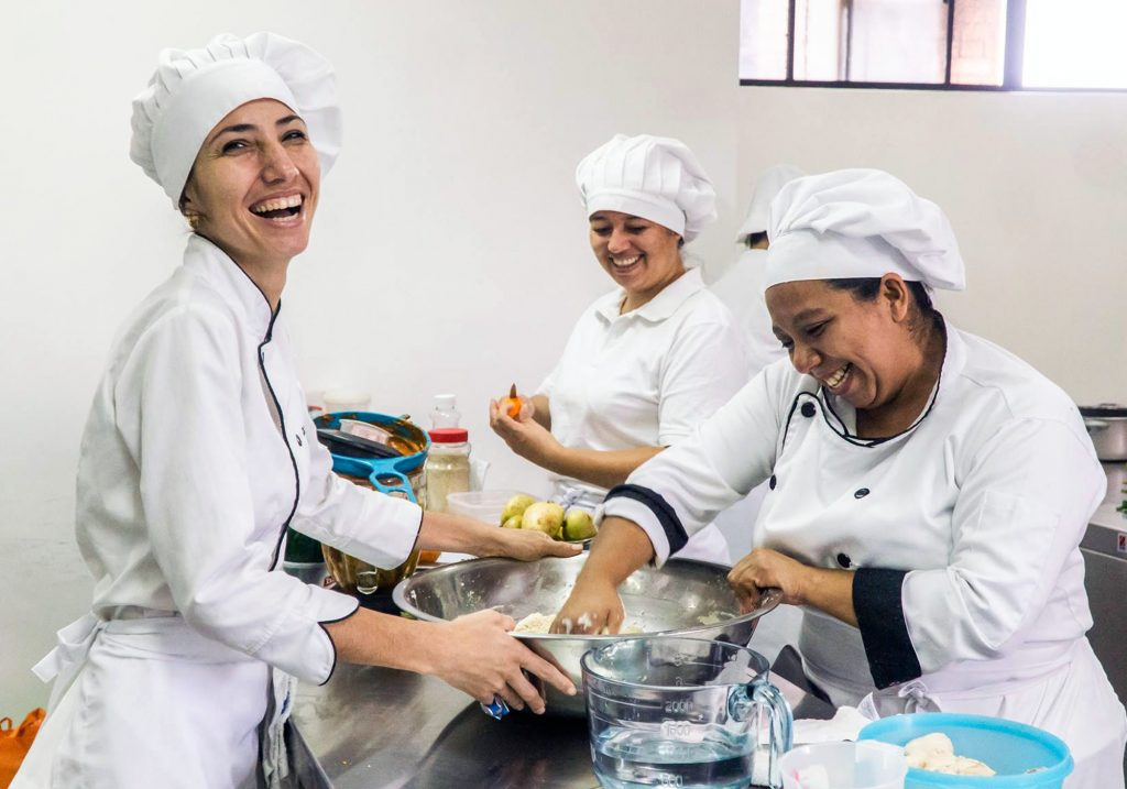 Guatemala continuing education for women