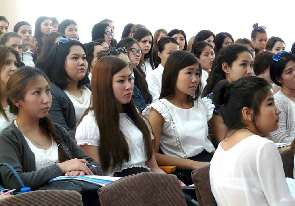 Kazakhstan education and teaching skills for employment