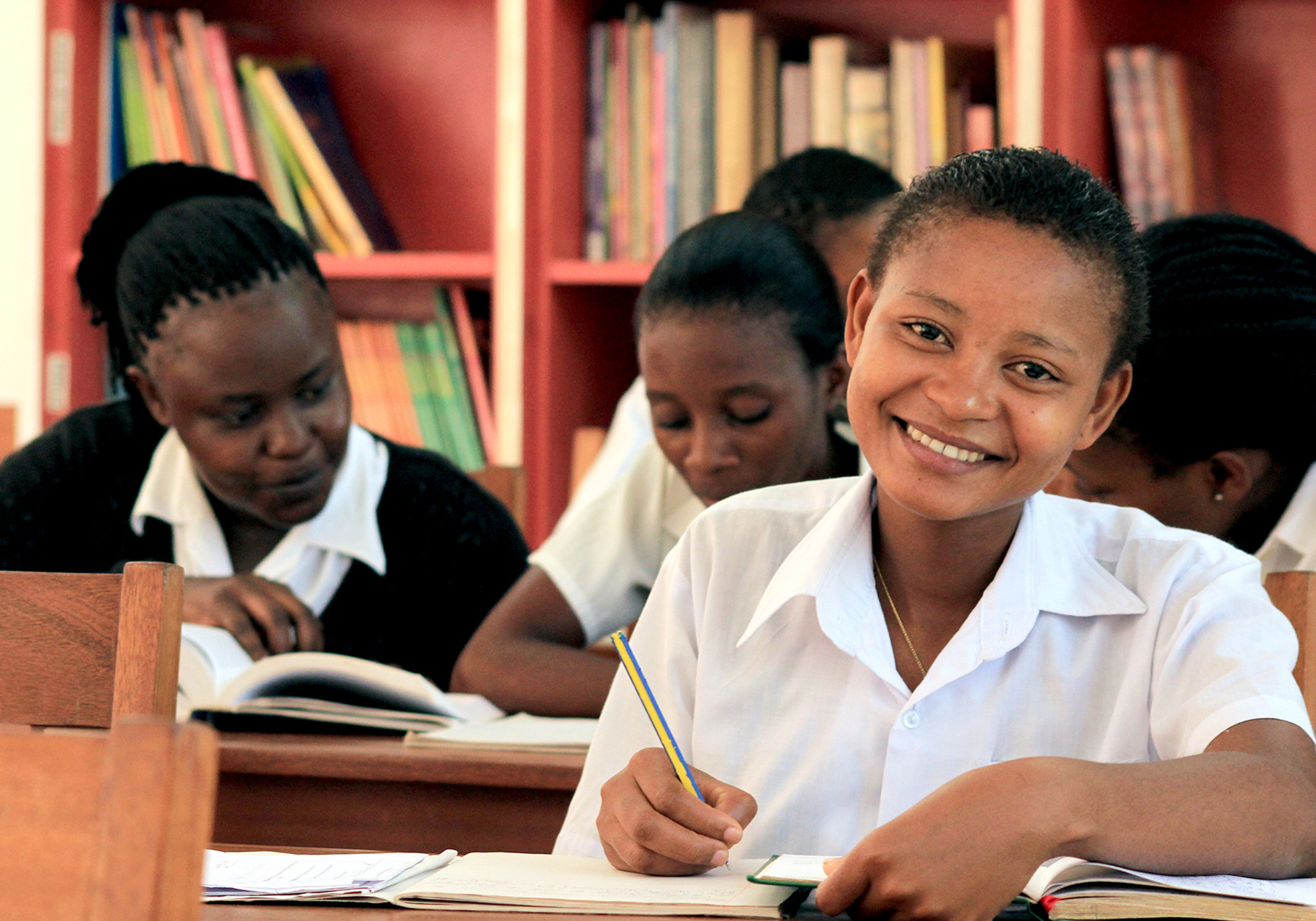 Tewa providing education for women and girls to access decent jobs in hospitality and tourism